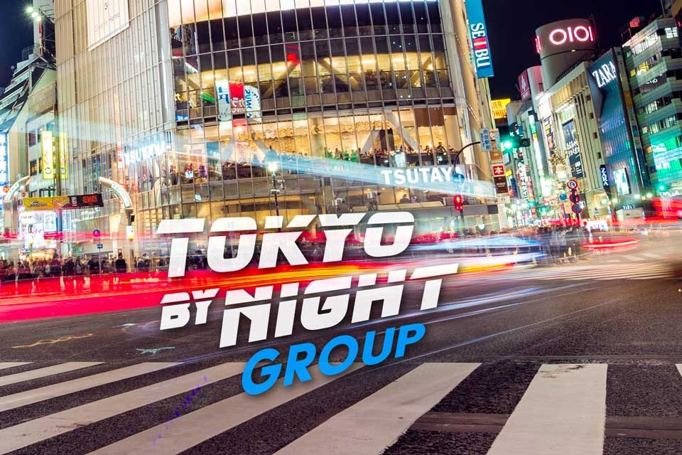 Tokyo By Night Group Photo Tour — EYExplore