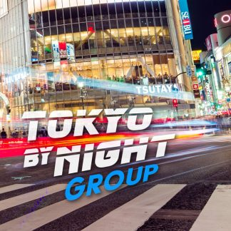 Tokyo By Night Group Photo Tour — EYExplore
