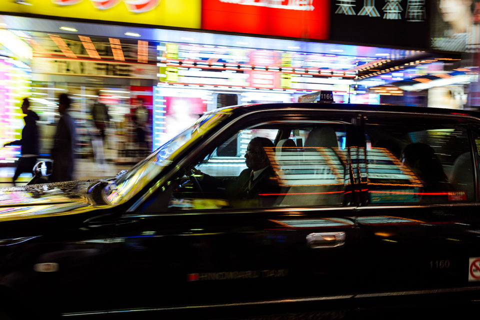 Tokyo Cyberpunk Streets Photography Workshop — EYExplore