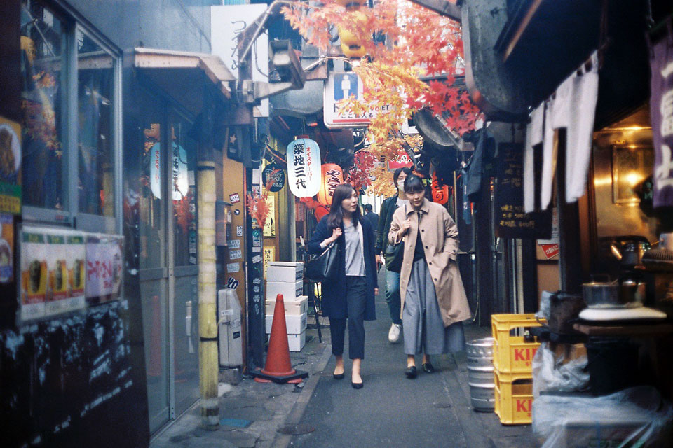 Tokyo Film Photography Workshop — EYExplore