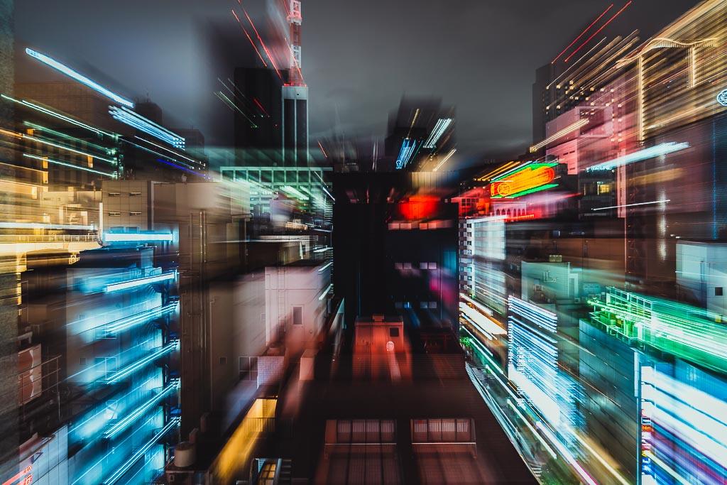 Tokyo Time-lapse