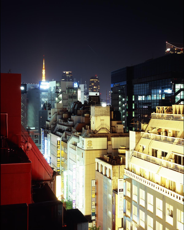 Taken on Tokyo Vertigo